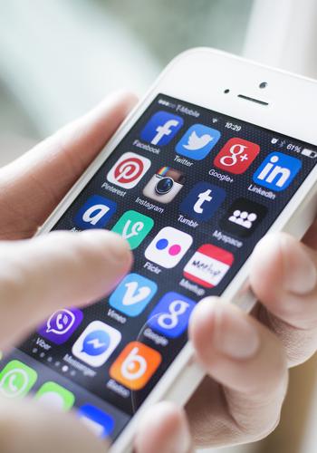 Apple sin redes sociales