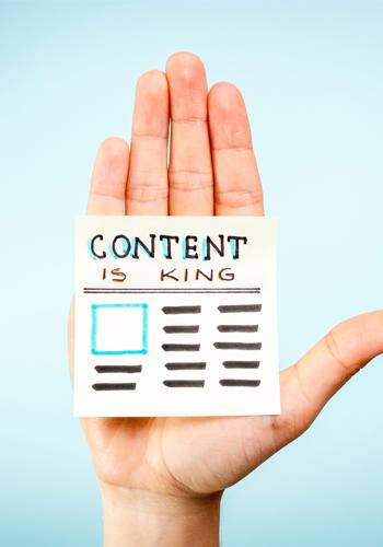 contenidos de valor en Internet