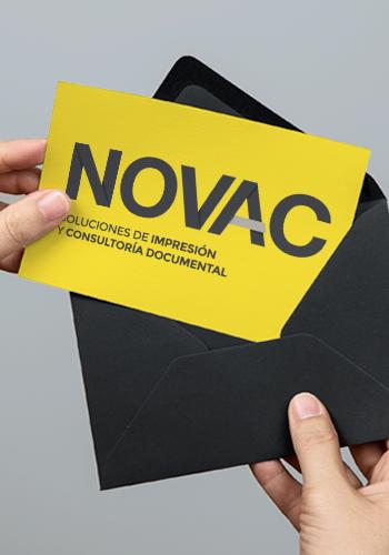proyecto restyling de marca NOVAC