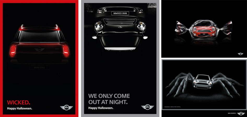 color negro historia de la publicidad