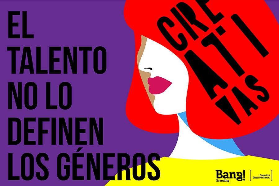 mujeres - el talento no lo definen los generos